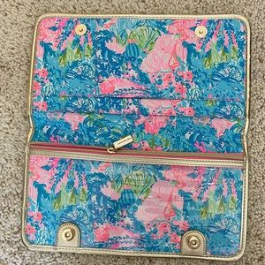 Lilly Pulitzer Travel Organizer in Fished My Wish